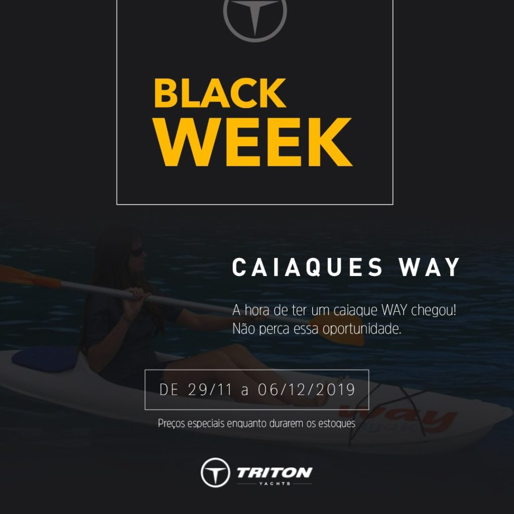 BLACK WEEK – CAIAQUES WAY